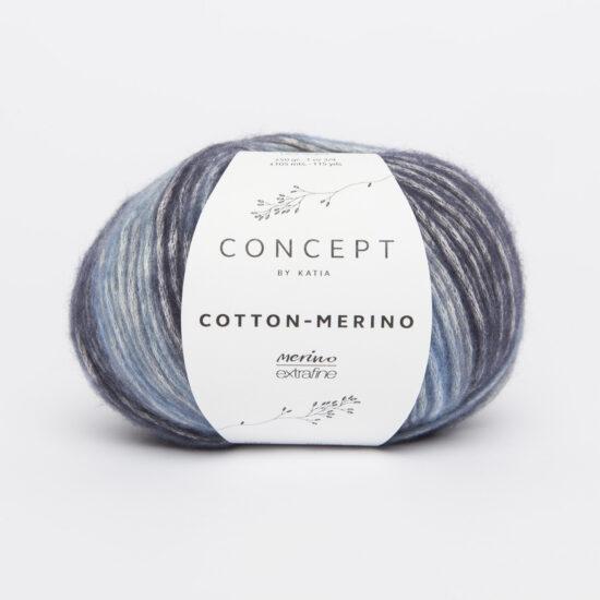 Cotton-merino plus