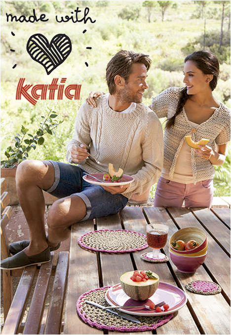 Поступление пряжи Concept Katia