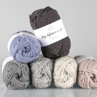 Big Alpaca wool